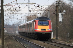 43257 Shaftholme, Doncaster (DieselDude321) Tags: london coast cross south yorkshire trains junction east virgin kings aberdeen doncaster hst 0752 43257 1e11 shaftholme
