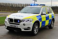Humberside Police BMW X5 Armed Response Vehicle (PFB-999) Tags: car 4x4 police bmw vehicle leds hull grilles response unit firearms armed x5 lightbar humberside arv xdrive fendoffs yx15goh