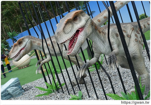 台中展覽,台中侏儸紀樂園,台中恐龍展,全台唯一戶外大型恐龍展,會動的恐龍展,taichungjurassic,台中老虎城,tiger city,聖誕節-47-588-1