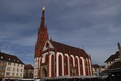 Marienkapelle (Bjrn S...) Tags: bayern bavaria franconia franken wrzburg baviera franconie bavire marienkapelle wurtzbourg chapellesaintemariedewurtzbourg