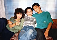 Selime with friends, Polyanovo (ali eminov) Tags: girls friends boys bulgaria selime bulgaristan sezgin polyanovo markomale