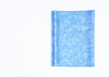 Tokyozome silk (mayakonakamura) Tags: mayako nakamura mayakonakamura sakamotogofukuten sakamotonaomi tokyo fabric kimono obi tokyozome semiabstract painting collaboration hachioji ishizukasenko ishizukakumiko silk stencil dye scarf blue