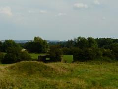 Field Placement (mdavidford) Tags: concrete bunker worldwarii shelter defence dorchester pillbox earthworks nestled dykehills