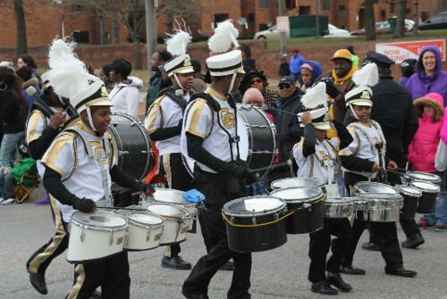 MLK Day Parade 2016 - Fayetteville