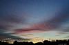 (Enllasez - Enric LLaó) Tags: atardecer cel cielo nubes nwn 2016 nubols riudoms