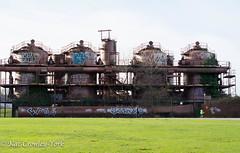 The Four Towers (kcrowleyyork) Tags: gasworkspark