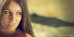 La mirada (Xag.) Tags: portrait woman sexy girl look fashion mujer model glamour nikon chica retrato moda 85mm modelo brunette mirada morena posado d610 xag