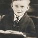 Portrait of a young school boy 3