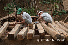 The boys and the beam (10b travelling) Tags: roof house men asian construction asia asien southeastasia vietnamese working culture beam vietnam thai asie tribe northern ethnic beams indochine carpenter indochina 2015 maichau ethnicgroup whitethai otherkeywords tenbrink carstentenbrink genericplaces iptcbasic 10btravelling