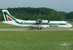 I-ATLR ATR72 ALITALIA EXPRESS (QFA744) Tags: express alitalia atr72 iatlr