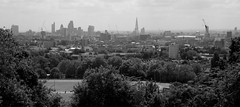 From Parliament Hill (itmpa) Tags: park city london monochrome canon cityscape view hill desaturated hampsteadheath townscape parliamenthill 6d canon6d tomparnell itmpa archhist