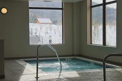 Liberty Mountain Resort Amenities (Liberty Mountain Resort) Tags: pool golf dining simulator gym spa services amenities