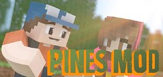 Pines Mod 1.8 (TonyStand) Tags: game 3d gaming minecraft