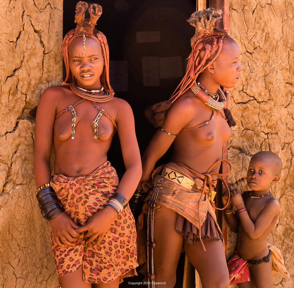 young tribe girl nude