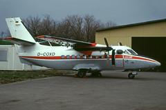 D-COXD (Berliner Spezialflug) (Steelhead 2010) Tags: let l410 dreg berlinerspezialflug dcoxd