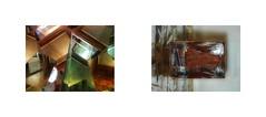 """View through the Caleidoscope, Exhibition Olafur Eliasson """"Baroque"""" Winterpalais Himmelpfortg / TimeLine tapestry diary: Bast Fiber sorted out Blick in Eliasson Kaleidoskop Tapisserie Tagebuch 25. Nov.: Bast aussortiert von TimeLine Mglichkeiten (hedbavny) Tags: vienna wien light red brown rot window thread museum austria mirror licht sterreich view time box fenster spiegel bast diary tapis exhibition unterwegs envelope maze timeline belvedere birch braun weaver fiberart labyrinth tagebuch blick barock weber eliasson olafureliasson loom tapestry ausstellung zeit linear ariadne birke schachtel textileart chronology rundgang laurin besuch webstuhl kiste kaleidoskop tapisserie faden caleidoscope umschlag schneewittchen winterpalais kuvert fibreart irrgarten himmelpfortgasse weavingloom chronologie bastfibre teppichweber hedbavny bastfiber ingridhedbavny zeitlicheabfolge achronologisch"""