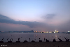 (Pei-Ting Yeh) Tags: war xiamen nightview defense kinmen bustling lieyu