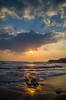 Sunrise at Mahabalipuram (Ivon Murugesan) Tags: ocean sunset sea cloud sunlight india water sunshine clouds sunrise waves cloudy chennai assam northeast cloudformation tamilnadu guwahati pondicherry mahabalipuram mamallapuram waterscapes ind cloudformations northeastindia puducherry sevensissters