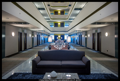 Coastlands Hotel, Leading Architecture