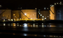 Petrochemistry... (Photostreamkatwijk) Tags: night rotterdam outdoor petrochemistry vopak botlek botlekinrotterdam outdoorphotografie