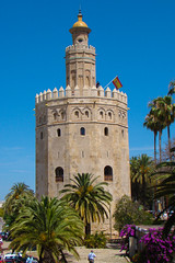 Torre do Ouro (3Ms (Marco Sousa)) Tags: do torre ouro sevilha