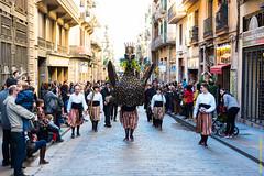 Trobada gegantera de Santa Eulalia-8 (Jorge Snchez Fotgrafo) Tags: cultura catalana trobada gegants santaeulalia gegantera