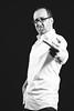 Stephan (sfp - sebastian fischer photography) Tags: portrait man men studio twins martin middlefinger twin fuckyou stephan männer strobe zwillinge zwilling stinkefinger blitzanlage yongnuo yn560 priolite tamronsp2470mmf28di sonya7s mbx300