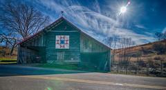 A Little Flair Never Hurts (Fredmiller13) Tags: ohio barn rural farm rustic southeast hdr