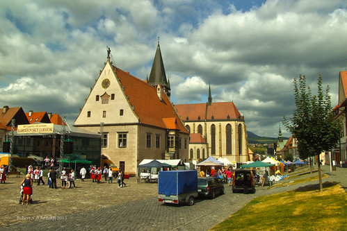 Bardejov 2013 - Hlavné námestie