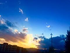 """""""Atardecer"""" (atempviatja) Tags: sol atardecer noche cielo puestadesol ocaso"""