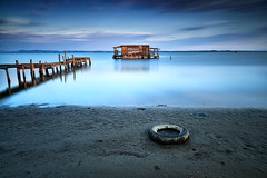 Seascape_12 (georgeeleftheriadis@ymail.com) Tags: longexposure seascape greece thessaloniki kalochori