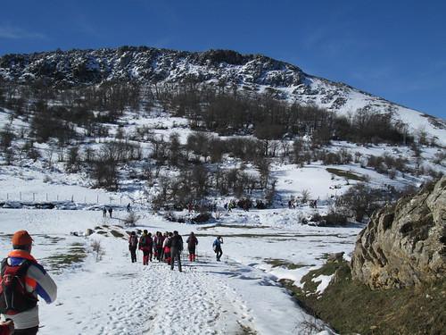 Fotografía Berta A. Senderismo Sermar por la ruta por el valle de Muda Palencia (25)