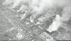 DC Burning 2: 1968 (washington_area_spark) Tags: street 6 black history st fire dc washington riot king martin african dr smoke protest jr rage ne h american april rebellion 1968 arson luther assassination looting