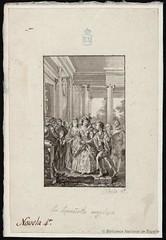 La espaola inglesa (Biblioteca Nacional de Espaa) Tags: y dibujos cervantes paret literatura alczar novelas ejemplares 400cervantes