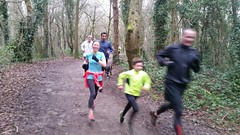 20160213_091846 (AnthonyLester229) Tags: cold wet grey woods running tonbridge parkrun event115 tailrunning 13february2016