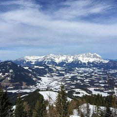 Kitzbhel (lapideo) Tags: winter mountain snow kitzbhel