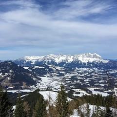 Kitzbhel (lapideo) Tags: winter mountain snow kitzbhel