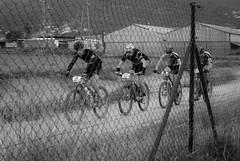 Andalucia bike race (Gabriel Lozano) Tags: blackandwhite bw byn blancoynegro bike bicycle monocromo andaluca mountainbike bicicleta sierra biker andalusia crdoba alpha330 andaluciabikerace