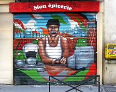 son picerie (PTR) Tags: streetart paris france canon words ptr picerie streetstuff