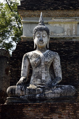 _GRL7669 (TC Yuen) Tags: architecture thailand ruins asia southeastasia buddha unesco worldheritage norththailand ancientcapital