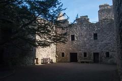Craigmillar Castle (14) (Bill Cumming) Tags: castle scotland edinburgh ruin historicscotland 2016 craigmillar