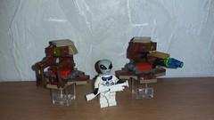 Mothership Zeta Robots (Brickule) Tags: robot lego scifi fallout apoc robco