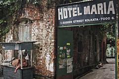 Murders in the Hotel Maria (Kaobanga) Tags: india death blood poetry mort muerte murder poesia concept conceptual sang kolkata calcutta sangre poesa concepto concepte calcuta asesinato republicofindia ndia assassinat  kolikata
