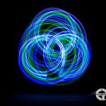 Flowlight Poi Spinning