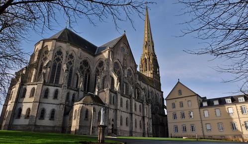 Saint Laurent sur Sevre, Congregation et église des soeurs de la sagesse