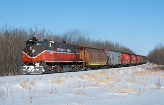 Thunder Rail 2004, Crooked River SK