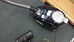 Bosch Silence 66 Staubsauger - 26.11.2015 (GoldstadtTV) Tags: mediamarkt bosch vacuumcleaner staubsauger haushalt  silence66