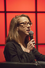 "Claire Berthelemy - Enseigner l'entrepreneuriat aux jeunes journalistes • <a style=""font-size:0.8em;"" href=""http://www.flickr.com/photos/139959907@N02/25553500122/"" target=""_blank"">View on Flickr</a>"