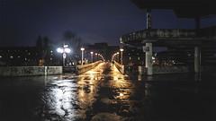 electric alley (berberbeard) Tags: urban night germany deutschland photography fotografie nacht linden wideangle hannover tokina bluehour 24mm f28 ihmezentrum blauestunde weitwinkel manuallens minoltamd itsnotatrick berberbeard berberbeardwordpresscom ilce7m2