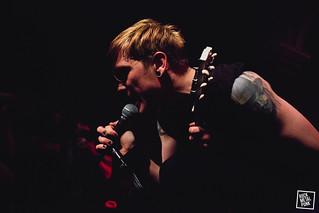 10-03-16 // Miss Vincent @ The Arts Centre Norwich // Shot by Charlie Wallis